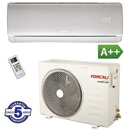 FORCALI Aire Acondicionado Split Inverter 2000 2200 frig/h