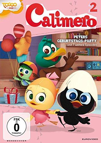 Calimero 2 - Peters Geburtstagsparty und 7 weitere Geschichten