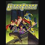 Ultraforce (1995) Carteles e impresiones Cartel de película Imágenes artísticas Decoración Sala de estar Dormitorio Impresión de lienzo en la pared -24x36 pulgadas Sin marco