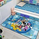 daerduotutu Disney Minnie Mickey Mouse Felpudo niños niñas...
