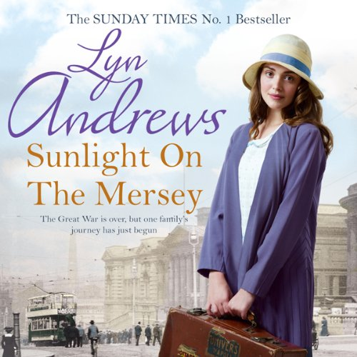 Sunlight on the Mersey audiobook cover art