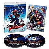 スパイダーマン:スパイダーバース IN 3D【初回生産限定】[Blu-ray/ブルーレイ]