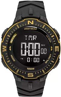 40ba24db787 Relógio Masculino Mormaii Action MONK005 8D Preto