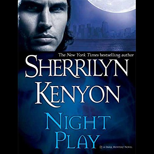 Night Play audiobook cover art