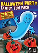 Halloween Party Family Fun Pack