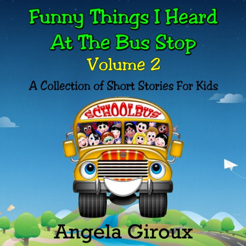 Funny Things I Heard at the Bus Stop, Volume 2 cover art