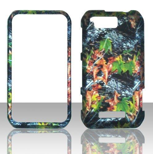 Sky Camo Leaves Motorola Photon Q LTE XT897 Sprint Case Cover Phone Snap on Cover Case Faceplates