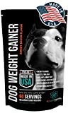 PET CARE Sciences Dog Weight Gain Supplement, Helps Recovery from...