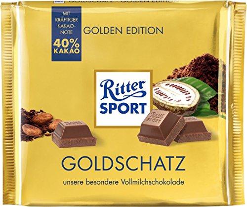 Ritter Goldschatz, 250g