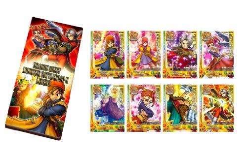 Dragon Quest Monster Battle Road II Legend Master Scan File Special Card Set 2