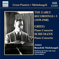 Grieg/Schumann: Piano Concerto