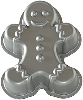 Nordic Ware 87748 Ginger Bread Man Cake Pan