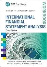 Best international financial statement analysis third edition Reviews