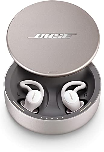 Bose Sleepbuds II - Sleep Technology Clinically Proven to Help You Fall Asleep Faster Sleep Better with Relaxing and Soothing Sleep Sounds