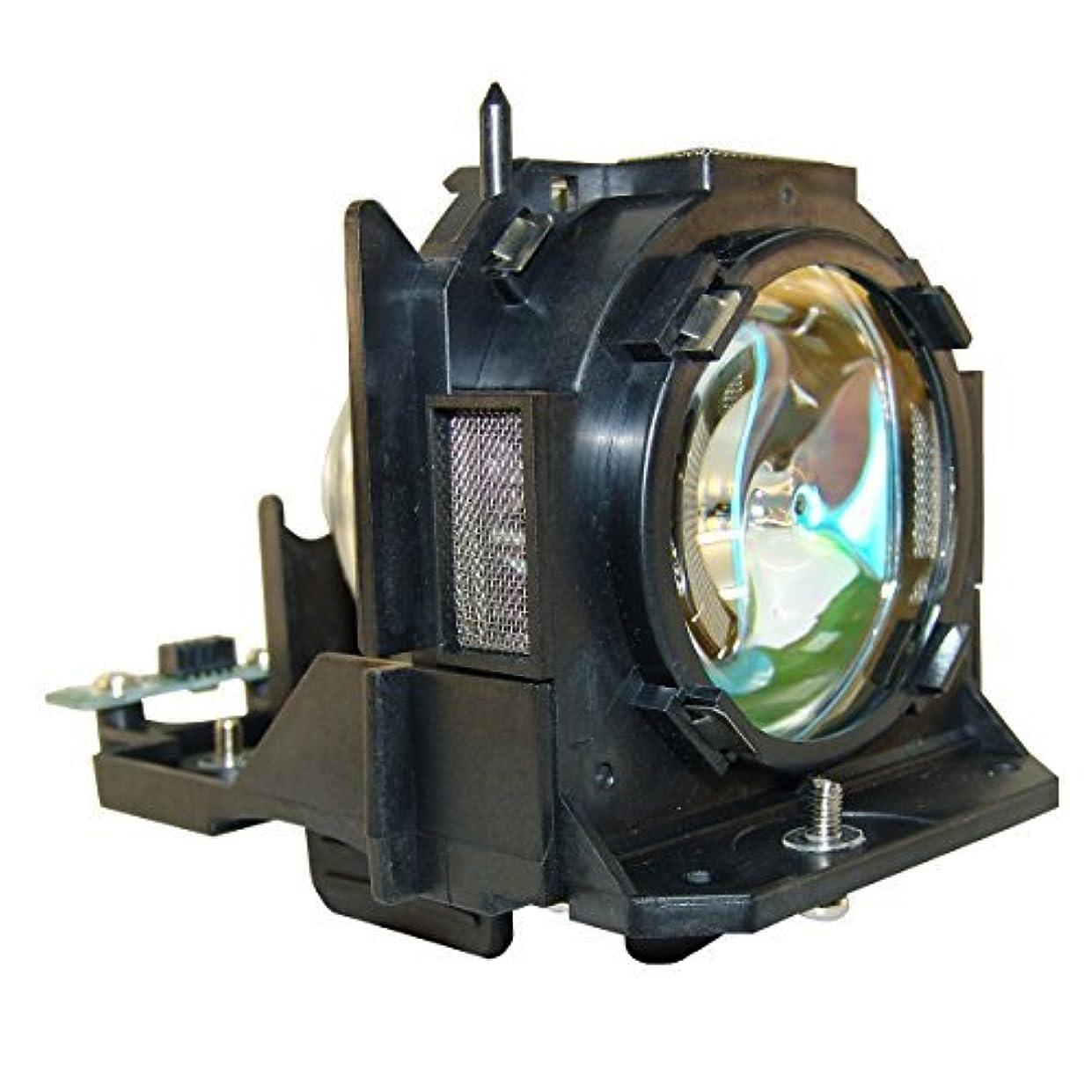 モーターフラッシュのように素早くトーストSpArc Platinum Panasonic PT-D12000 Projector Replacement Lamp with Housing [並行輸入品]