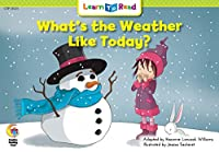 What's the Weather Like Today? (Learn to Read)