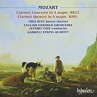 Mozart: Clarinet Concerto; Clarinet Quintet (1993-03-10)