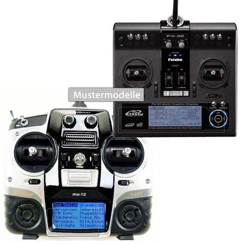 Maoni Anti-Reflex seidenmatte Displayschutzfolie für Spektrum DX18T Transmitter