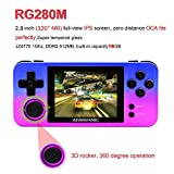 Anbernic Handheld Game Console , RG280M Retro Game Console OpenDingux Tony System