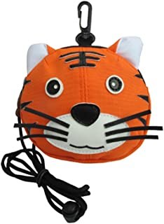 Lovely Zoo Animal Tiger Kids Coin Pouch