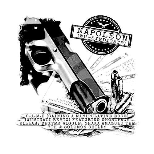 Game (feat. Ghostface Killah, Dexter Wiggle, Shaka Amazulu the 7th & Solomon Childs) [Wuminati Remix] [Explicit]