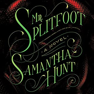 Mr. Splitfoot audiobook cover art