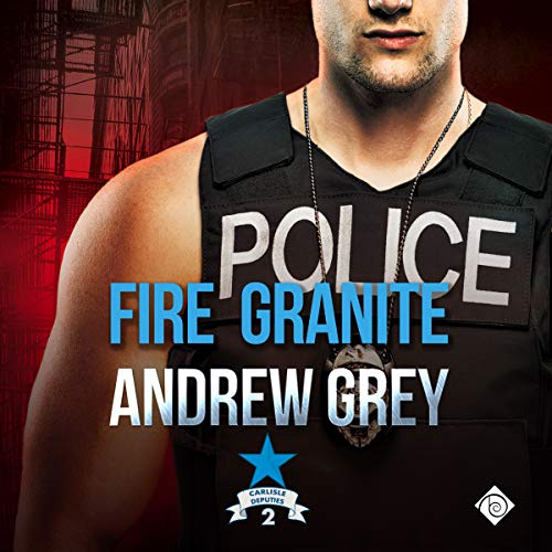 Fire and Granite audiobook cover art