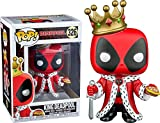 Marvel Funko Pop 326 Deadpool 31116 King Deadpool FYE Exclusive...