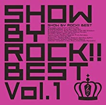 Show By Rock!! Best Vol.1
