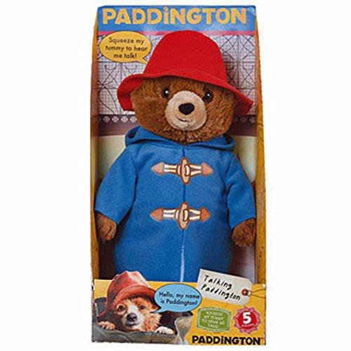 Aardman 30cm Hablar Paddington Bear