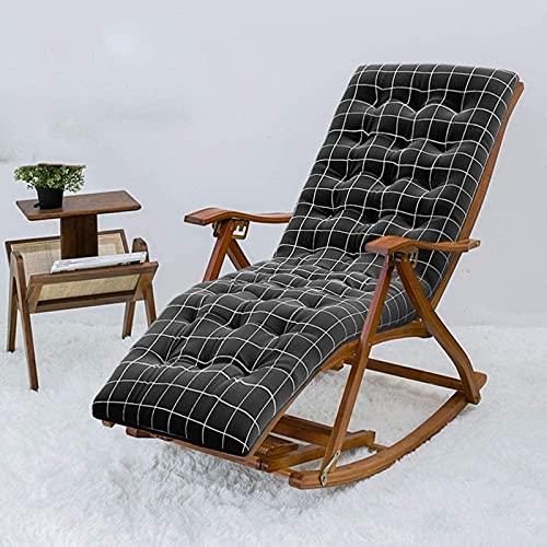 LLSS Mesas auxiliares Sillón Extragrande XL Zero Gravity, sillón de jardín Sillón...