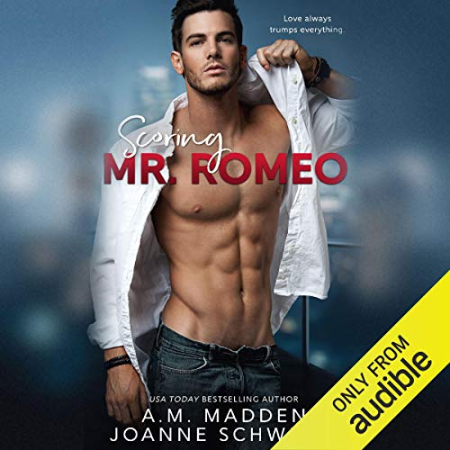 Scoring Mr. Romeo cover art