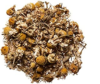 Chamomile Flower, Organic, 1 Pure, Medicinal Grade Herb 1 Lb. - Plum Dragon Herbs