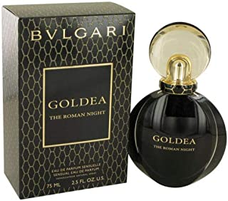 bvⅼgari/bv|gari Goldea The Roman Night Eau De Parfum Spray for Women 2.5 OZ (75 ML)