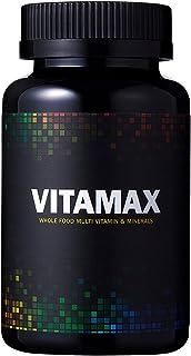 バルクスポーツ マルチビタミン&ミネラル ビタマックス 23種成分(ビタミン12+ミネラル10+バイオペリン) 240カプセル 30日分