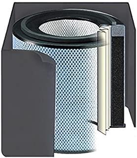 Austin Air Replacement Filter Allergy Machine Jr Air Purifier-FR205A-Black FR205A Black
