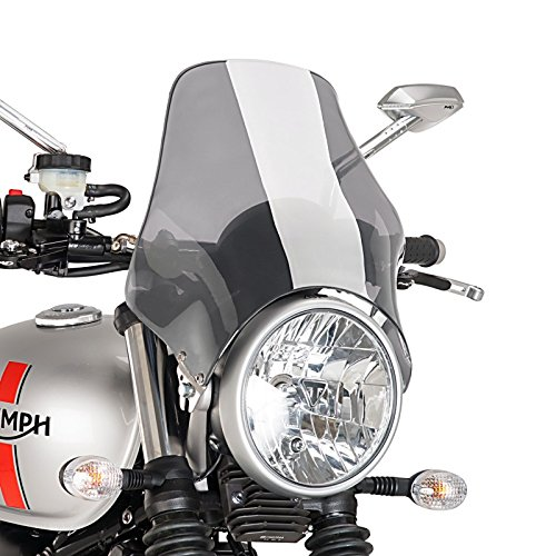 mächtig der welt Puig Cab Verkleidung Honda CB750 Seven Fifty 92-03 Rauchgrau