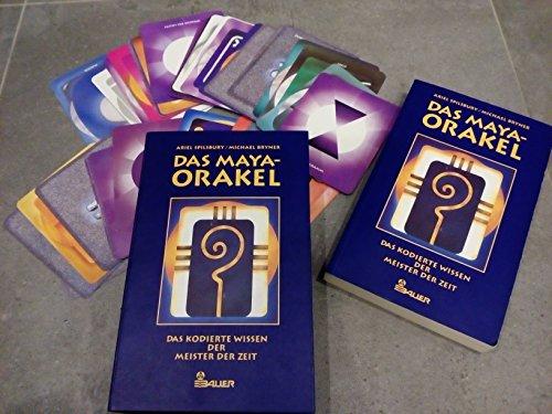 Das Maya Orakel, 44 Karten und Index Heft Das kodierte Wissen der Meister der Zeit