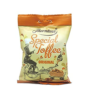 thorntons original special toffee, 160g Thorntons Original Special Toffee, 160g 51oeT3az63L