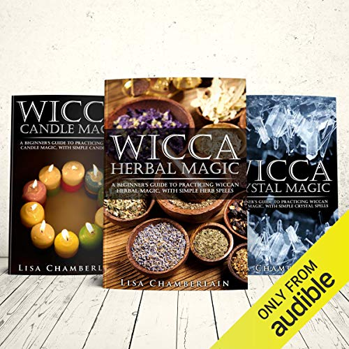 Wicca Magic Starter Kit audiobook cover art