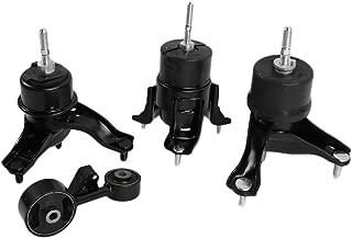 4 PCS Egnine Motor & Trans Mount Kit A4203 A4211 A4204 A4207 Fit For 02-06 Toyota Camry 2.4L