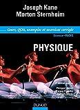 Physique pour les sciences de la vie et de la santé - Cours , QCM et exercices corrigés