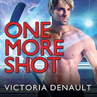 One More Shot audiobook cover art