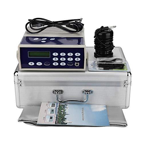 Fußsprudelbad Ion Detox Fußbad Gerät Elektrische Fußmassageräte Fussbad zur Reinigung von Blut und Lymphknoten, zur Förderung der Durchblutung und zur Verringerung von Entzündungen(EU-Stecker)