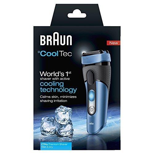 Braun CT4s – Afeitadora Braun CT4s: Amazon.es: Hogar