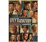 zhangdiandian Poster Grey's Anatomy Poster Und Drucke