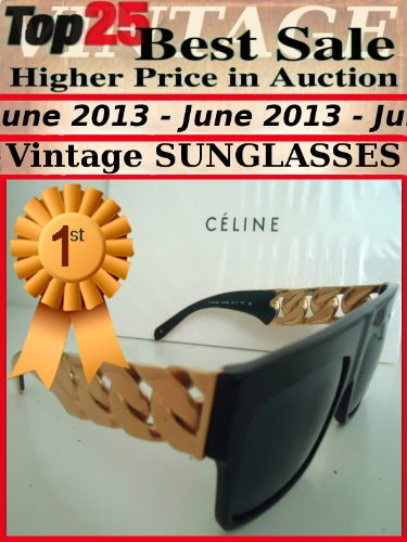 Top25 Best Sale Higher Price in Auction - June 2013 - Vintage SUNGLASSES (English Edition)