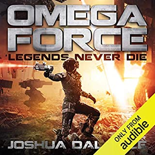 Legends Never Die                   By:                                                                                                                                 Joshua Dalzelle                               Narrated by:                                                                                                                                 Paul Heitsch                      Length: 7 hrs and 10 mins     775 ratings     Overall 4.7
