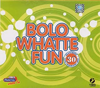 Bolo Whatte Fun- Set of 2cd- Hindi Film Music Compilasion