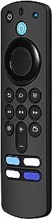 HANHU 2021 リモコン保護カバー,New Fire T V Stick 第3世代 Alexa リモコンカバ シリコン製 耐衝撃 防水防塵 保護ケース